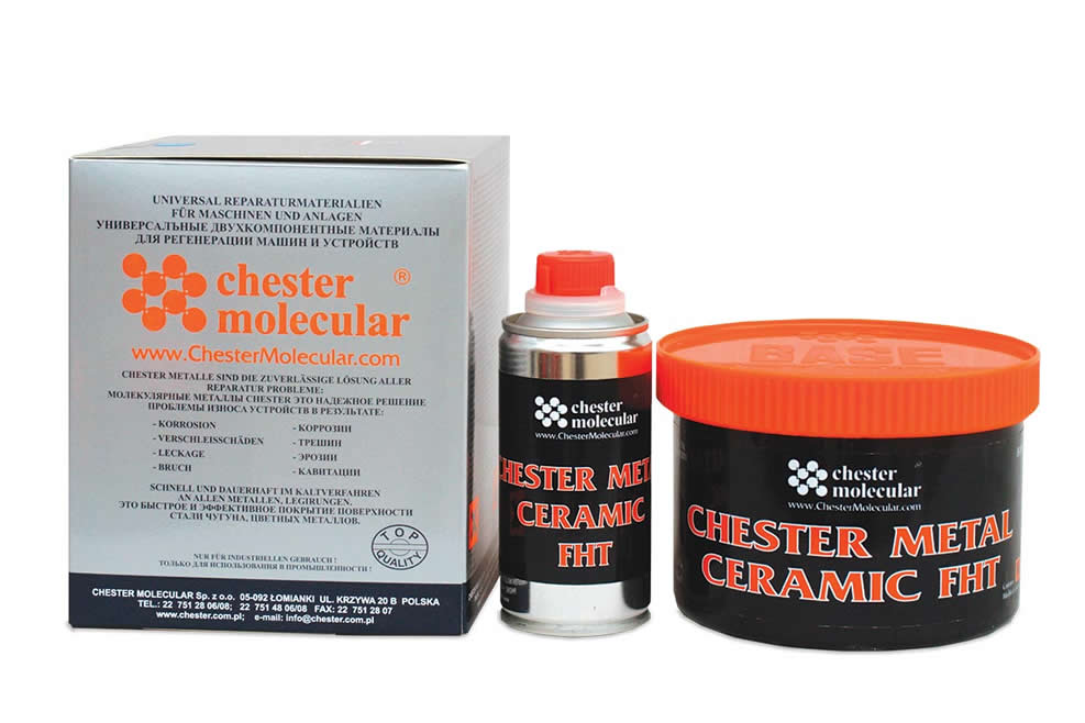 CHESTER METAL CERAMIC FHT